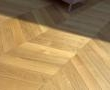 Oak chevron oiled